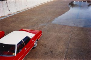 Untitled 1970-3 by William Eggleston born 1939