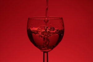 07 Red glass