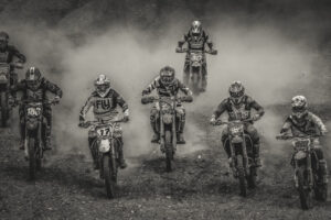 Riders in the Dust Storm