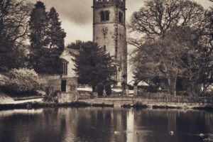 3. Gawsworth church copy