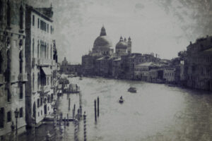 Pictorialism - Grand Canal