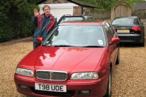 The last photographs of Richard`s Rover 004